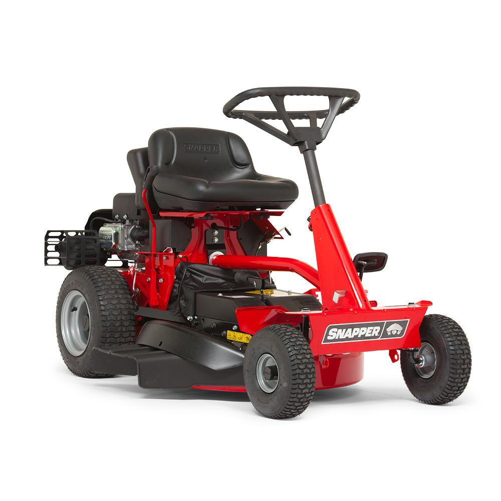 Snapper Ride On Mower Rer100 Lawnmower Ranch Lawn